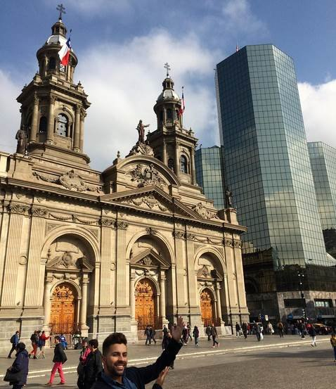 Santiago: minha viagem slow travel pela capital chilena