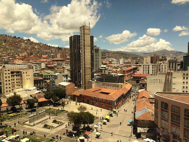 La Paz: ame ou deixe-a - Parte 1