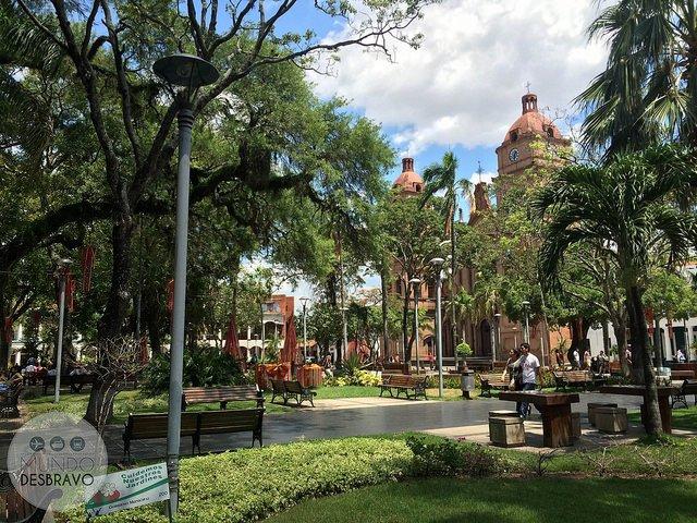 Bolívia: Santa Cruz de La Sierra
